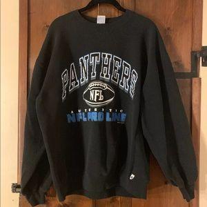 Vintage Carolina Panthers crewneck